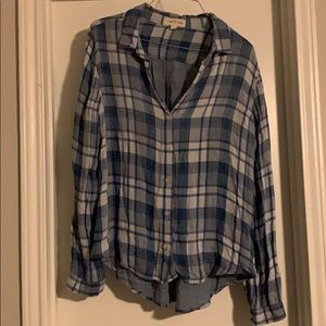 Cloth and Stone button-up